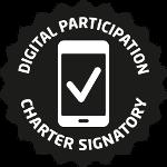digital participation charter signatory