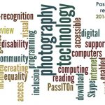 a word cloud describing the themes of our 2015 annual review